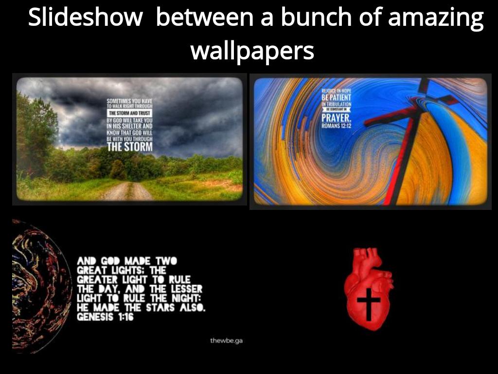 Christian Window Theme